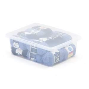 Pojemnik 10L, transparentny