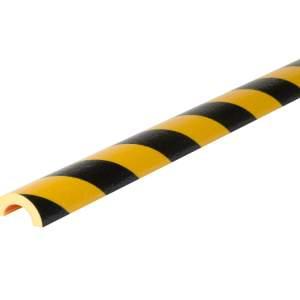 Osłona poliuretanowa rur, profil elastyczny typ R30 - różne długości