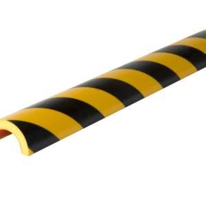 Osłona poliuretanowa rur, profil elastyczny typ R50 - długość 1000 mm