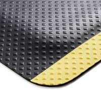 Mata przemysłowa Kleen-Komfort Safety - wym.: 60x85 cm - antyzmęczeniowa, antypoślizgowa, 5 lat gwarancji