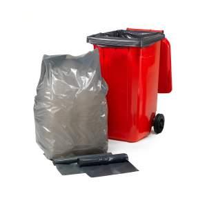 Duże worki na odpady, 30 sztuk, 660 L