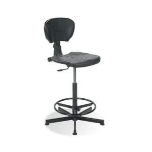 Krzesło robocze warsztatowe Rodeo Ringa Base bez podłokietników