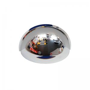 Lustro przemysłowe 180° Dome Mirror - Akrulowe, 100cm
