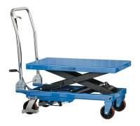 Hydrauliczny wózek podnoszący, 300 kg, 810x500 mm
