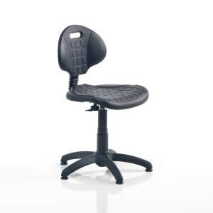 Krzesło warsztatowe bez podnóżka