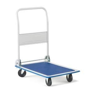 Stabilny składany wózek transportowy do 150kg