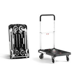 Składany wózek platformowy, nośność: 150 kg