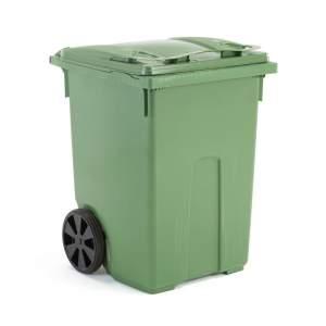 Kontener na odpadki o poj. 370 l - 745x800x1075mm - różne kolory