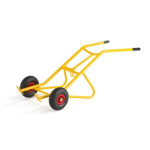 Kompaktowy wózek na beczki