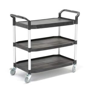 Wózek półkowy - 3 półki - różne rozmiary