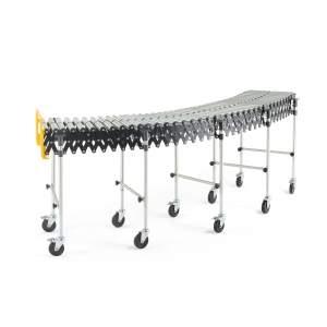 Transporter rolkowy rolki stalowe D 2070-4550 mm