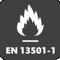Certyfikat palności: EN 13501-1 / Cfl-s1